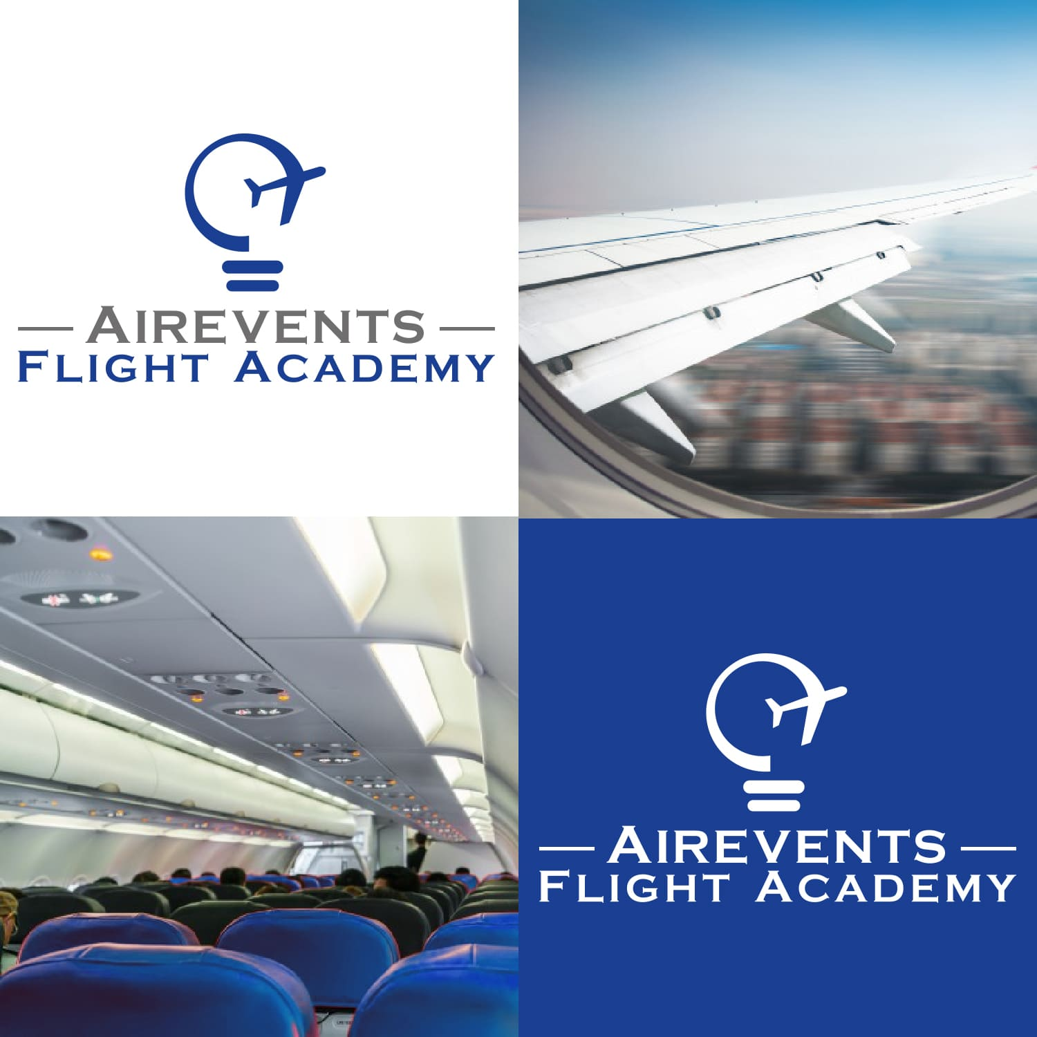 Logodesign Air Events