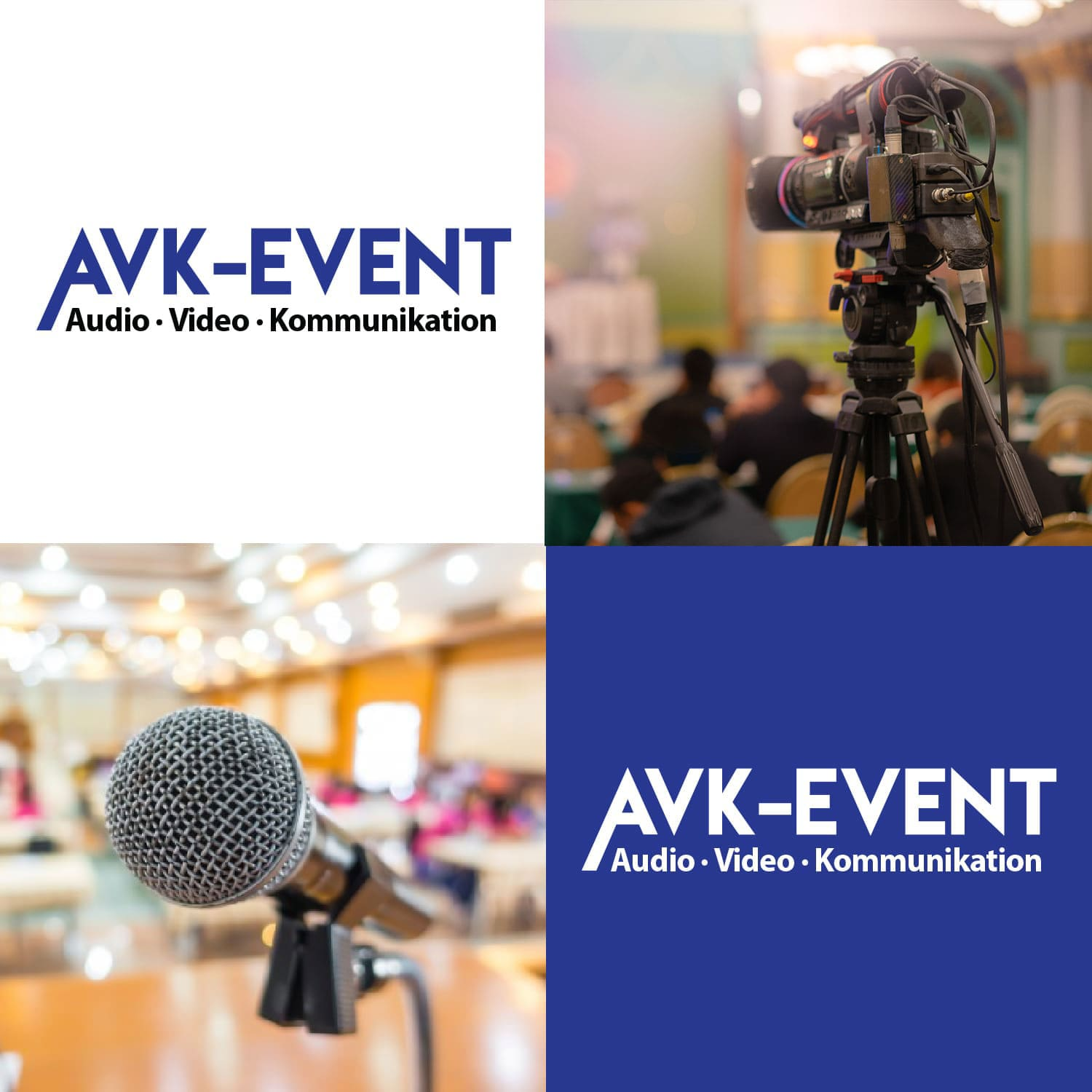 Logodesign AVK-Event in Ratingen