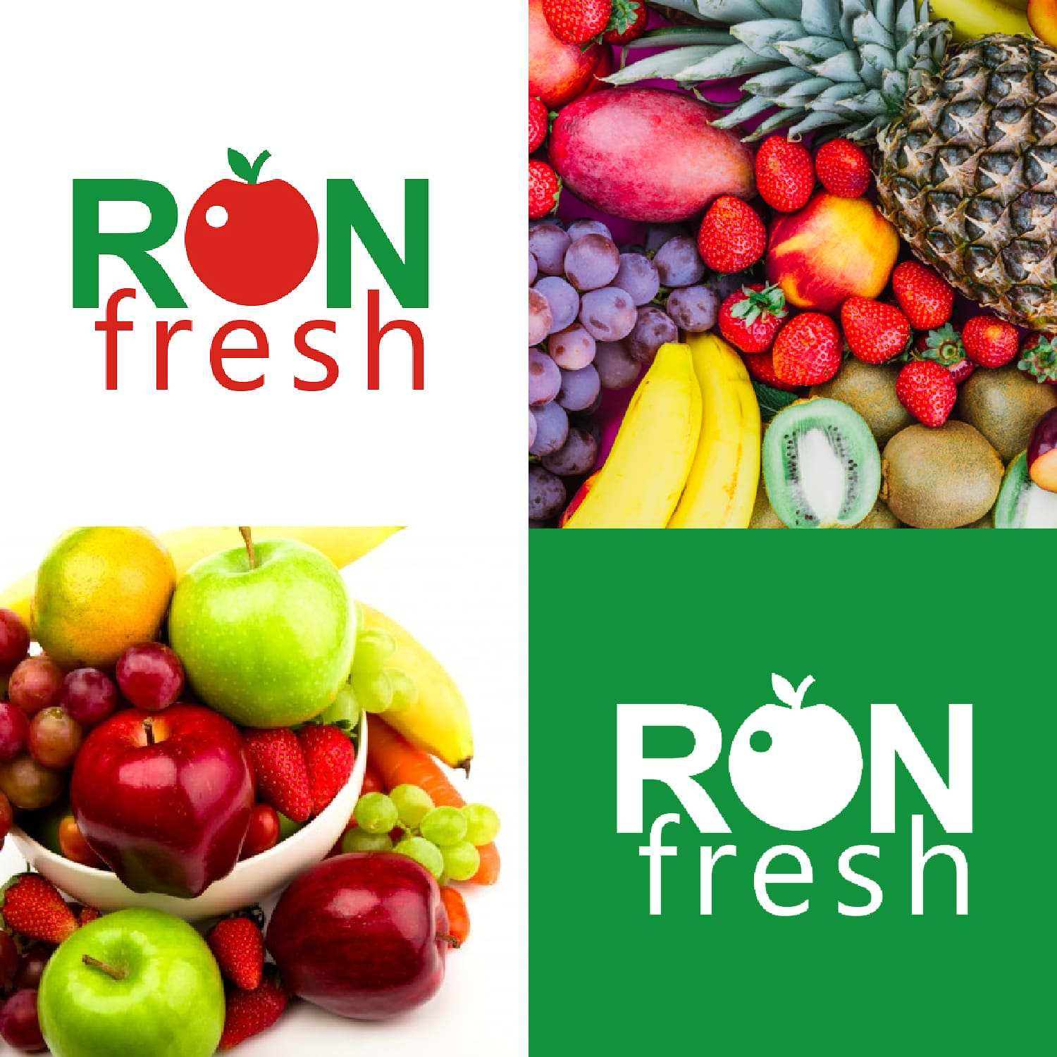 Logodesign Ronfresh in Ratingen