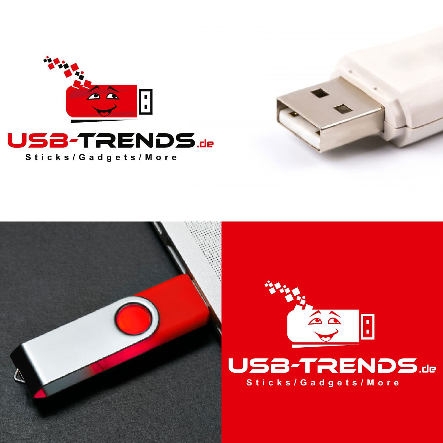 Logodesign USB Trends