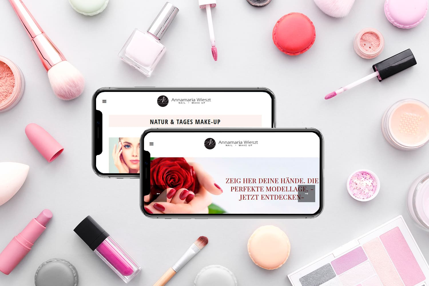 Onlineshop AW Nails in Ratingen
